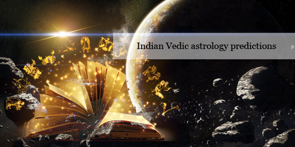 Indian Vedic astrology predictions