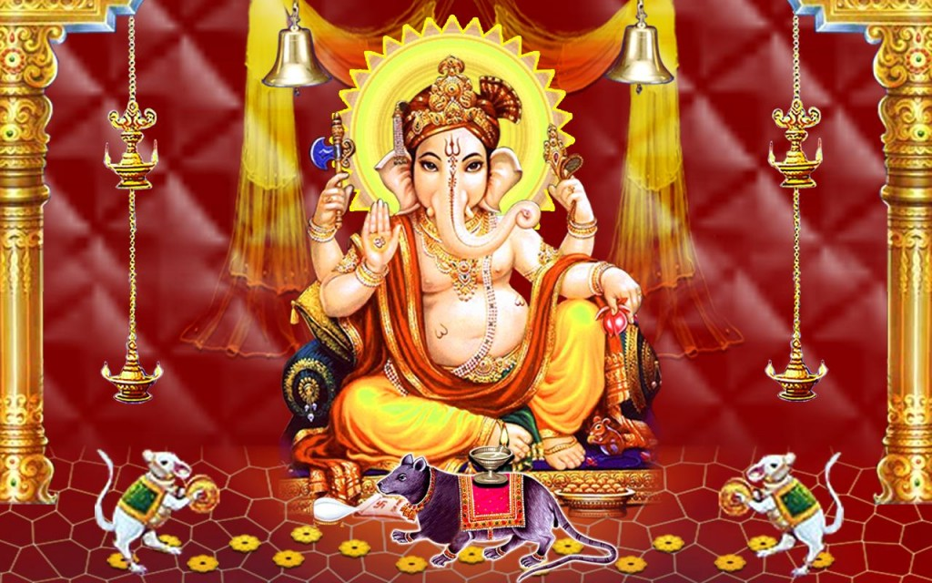 Shri Ganesh ki Aarti in hindi