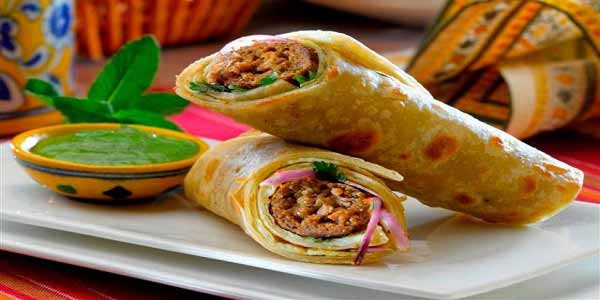 kathi roll recipe in hindi